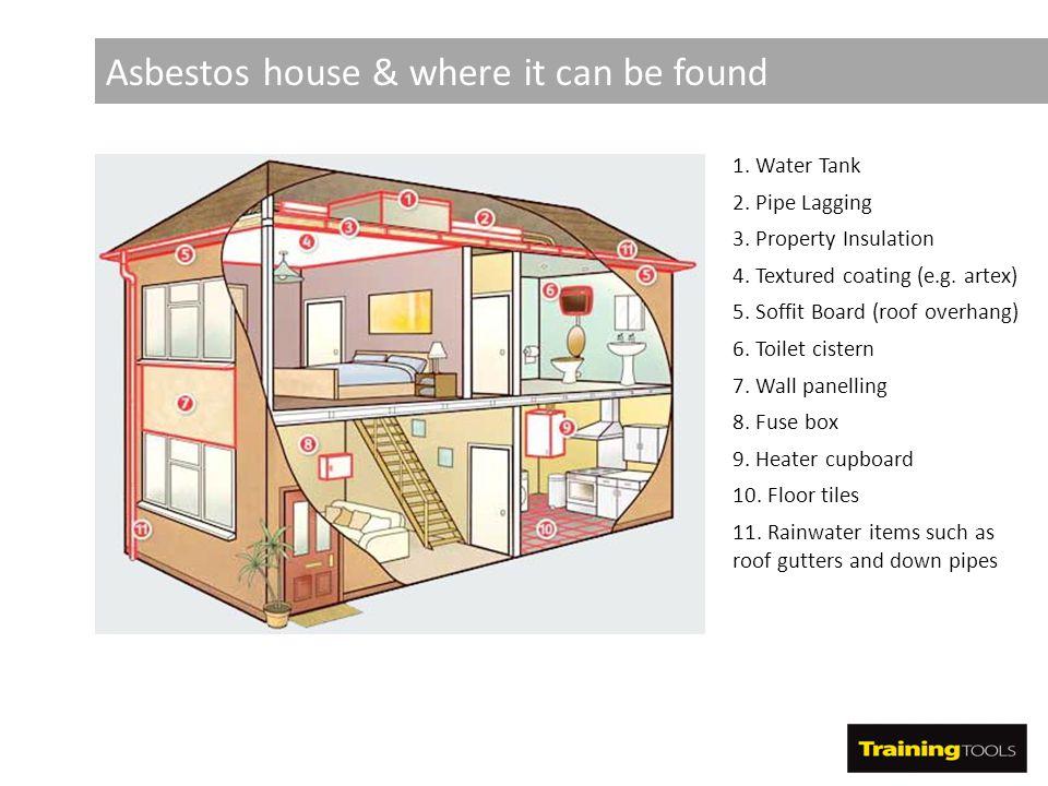 What does asbestos look like.