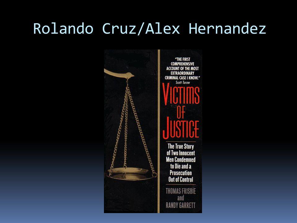 Rolando Cruz/Alex Hernandez
