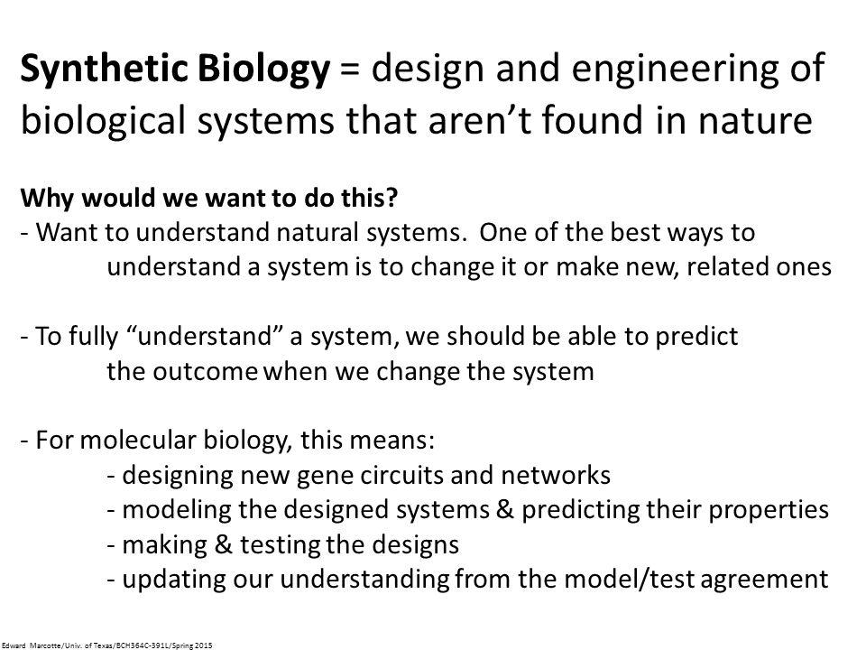Standardization of parts: the iGEM BioBricks project
