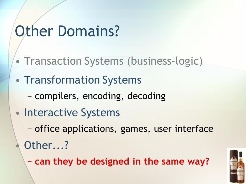Other Domains.