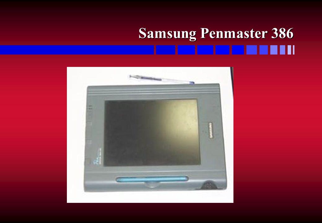 Samsung Penmaster 386