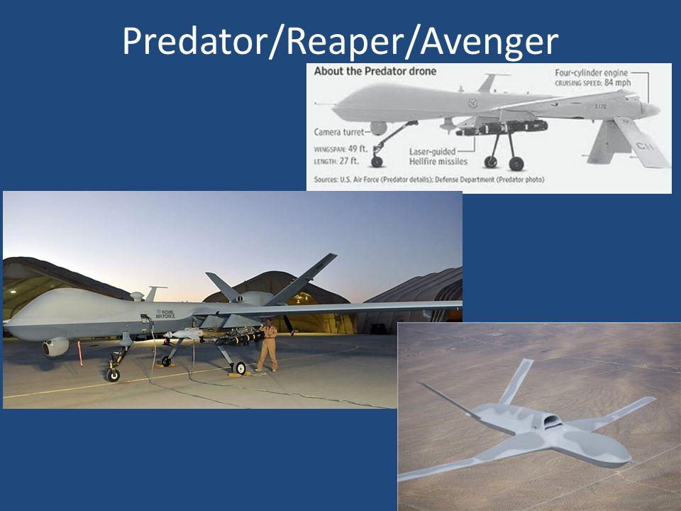 Predator/Reaper/Avenger
