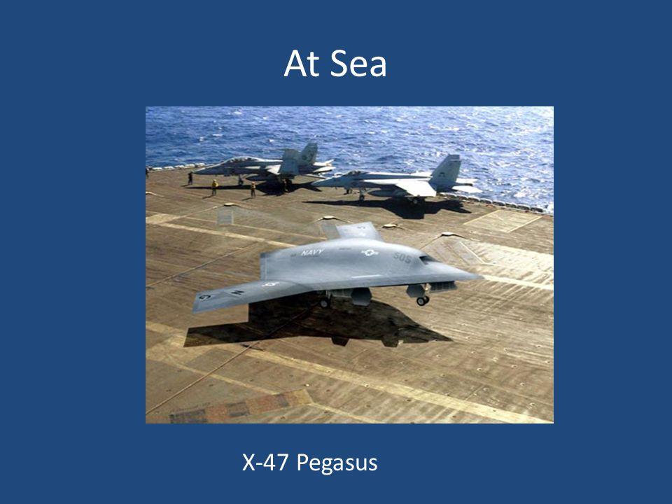 At Sea X-47 Pegasus