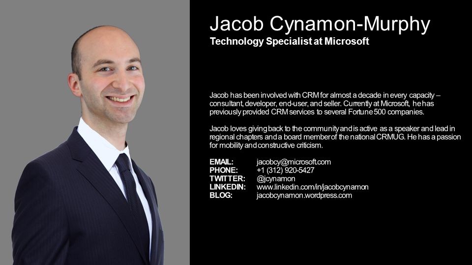 Jacob Cynamon-Murphy Technology Specialist at Microsoft