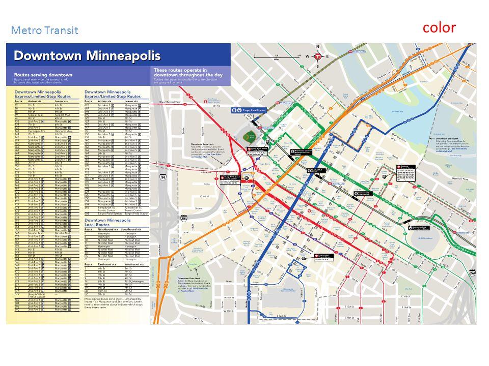color Metro Transit
