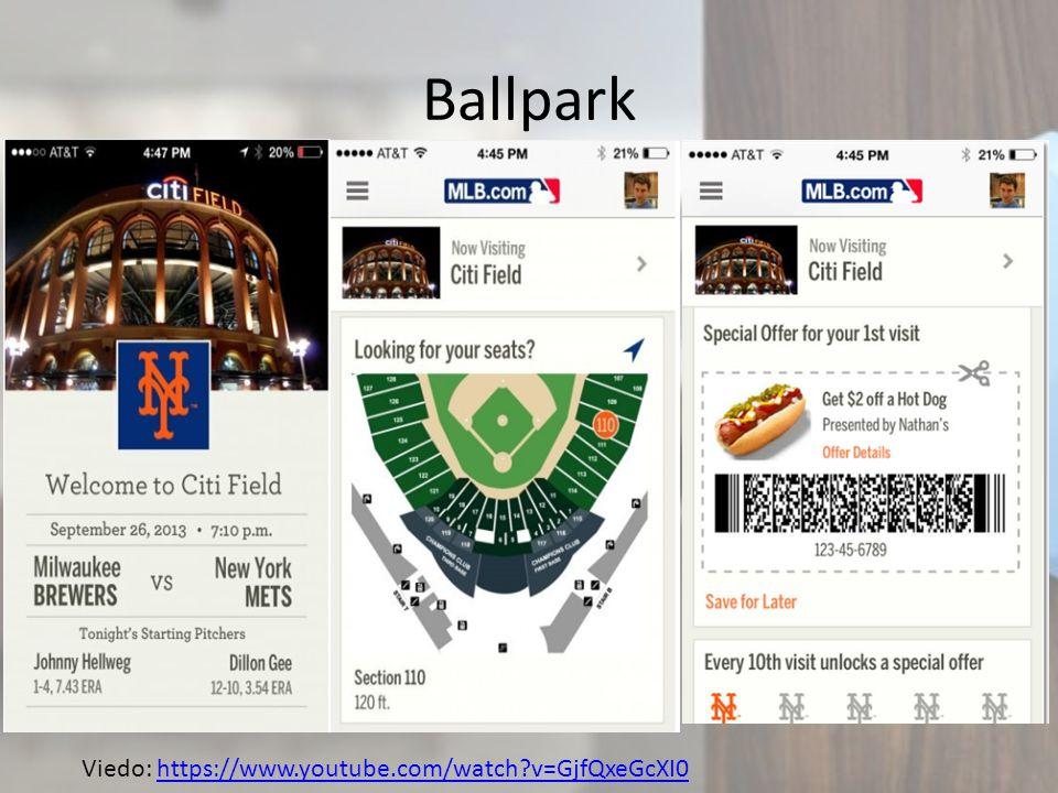Ballpark Viedo: https://www.youtube.com/watch v=GjfQxeGcXI0https://www.youtube.com/watch v=GjfQxeGcXI0