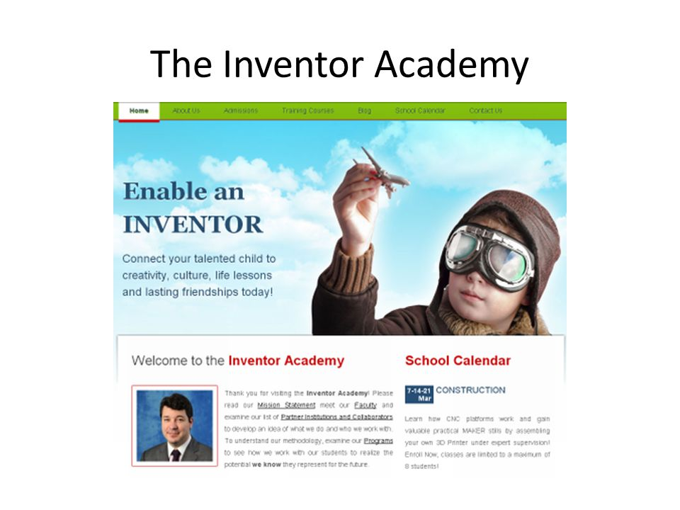The Inventor Academy
