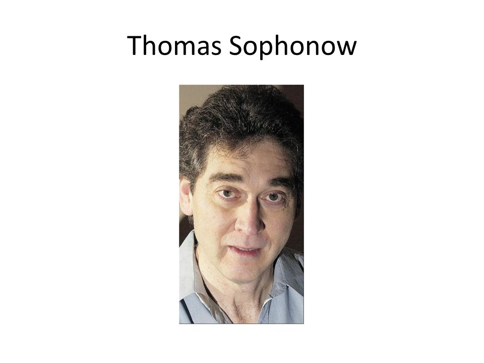 Thomas Sophonow