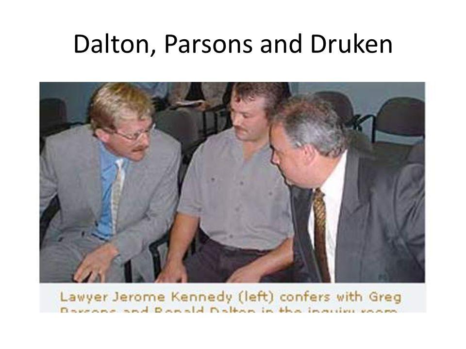 Dalton, Parsons and Druken