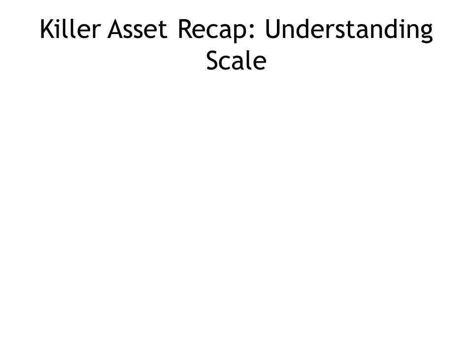 Killer Asset Recap: Understanding Scale By moving first, Netflix gained scale advantages – Largest network of distribution centers – Largest customer base – The firm's industry-leading strength in brand and data assets 4-22