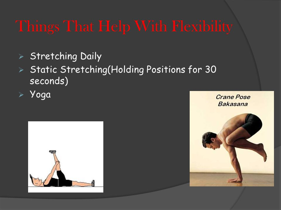 Importance Of Flexibility  Prevents Injury  Improves Posture  Lengthens Your Muscles  Enhance Sports Performance  Helps Relieve Your Spirit No Injuries
