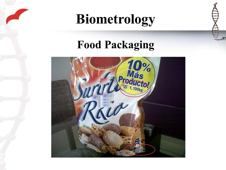 Biometrology Food Packaging
