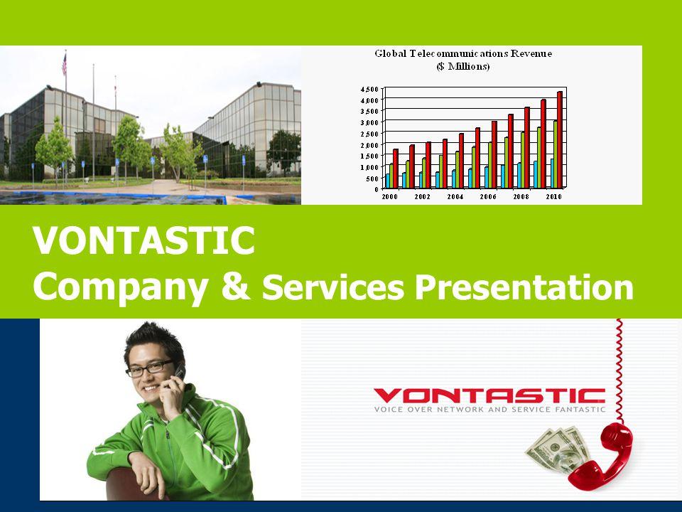VONTASTIC Company & Services Presentation