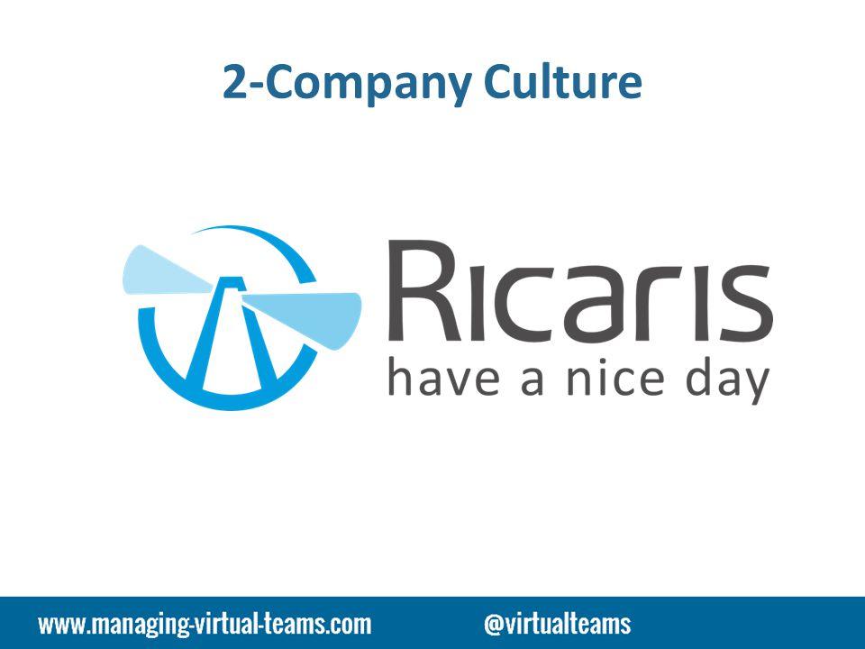 2-Company Culture