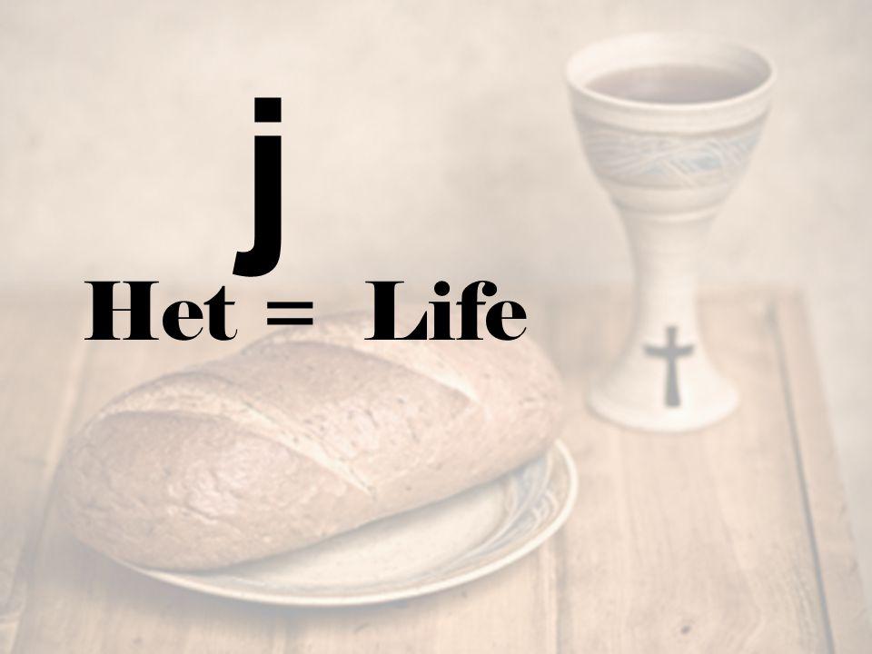 j Het = Life