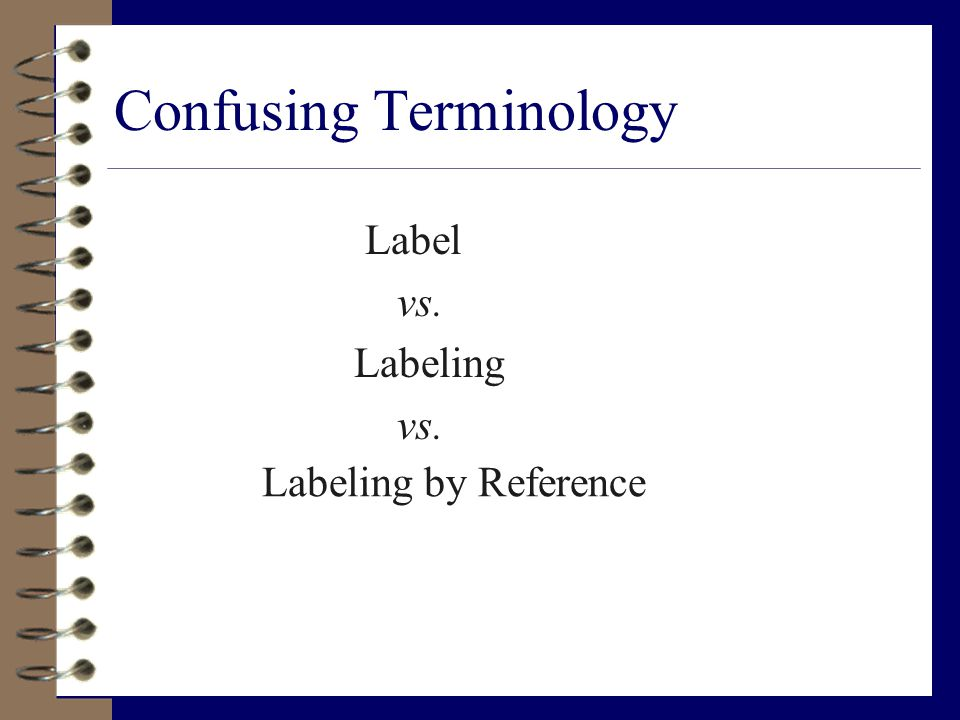 Labeling Requirements 4 Legal Requirements found in: 40 CFR 156 Subpart A: General Provisions Subpart B: Worker Protection Statements The Label adheres to Federal Requirements