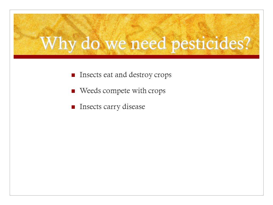 Alternative Integrated Pest management