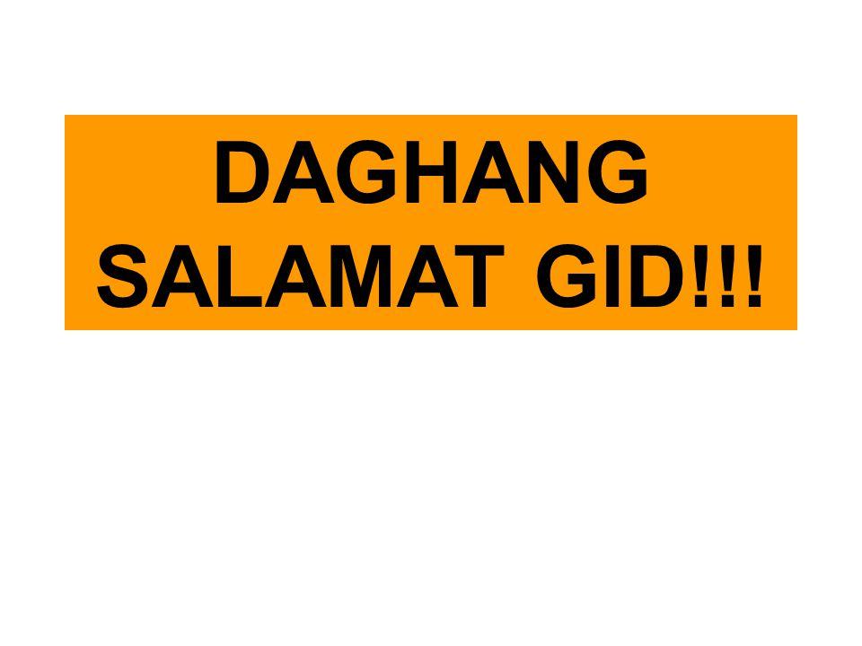 DAGHANG SALAMAT GID!!!