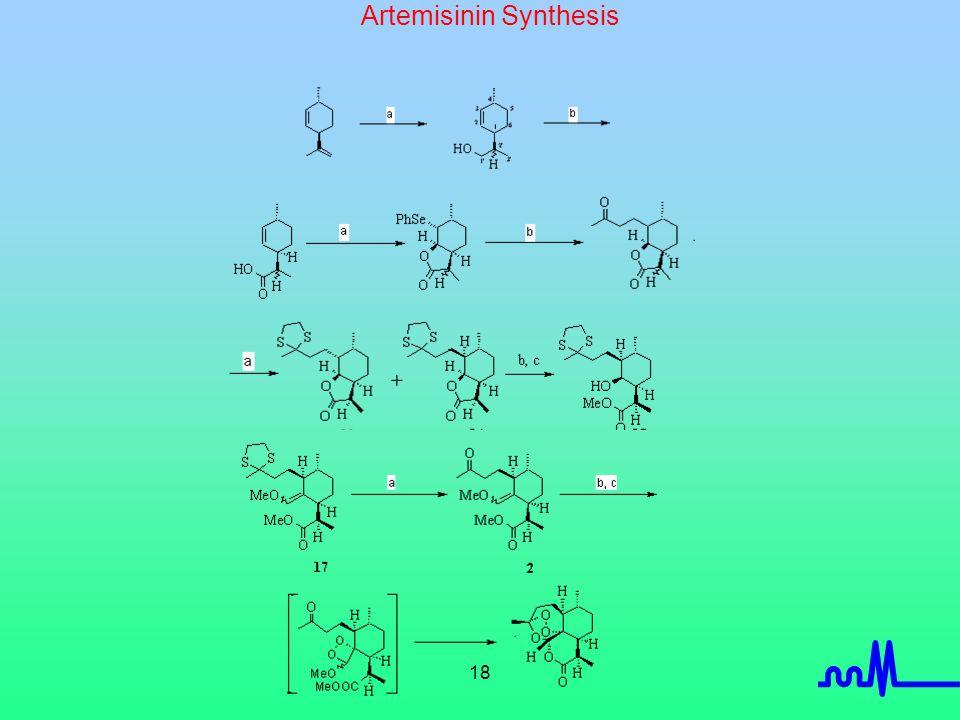 18 Artemisinin Synthesis