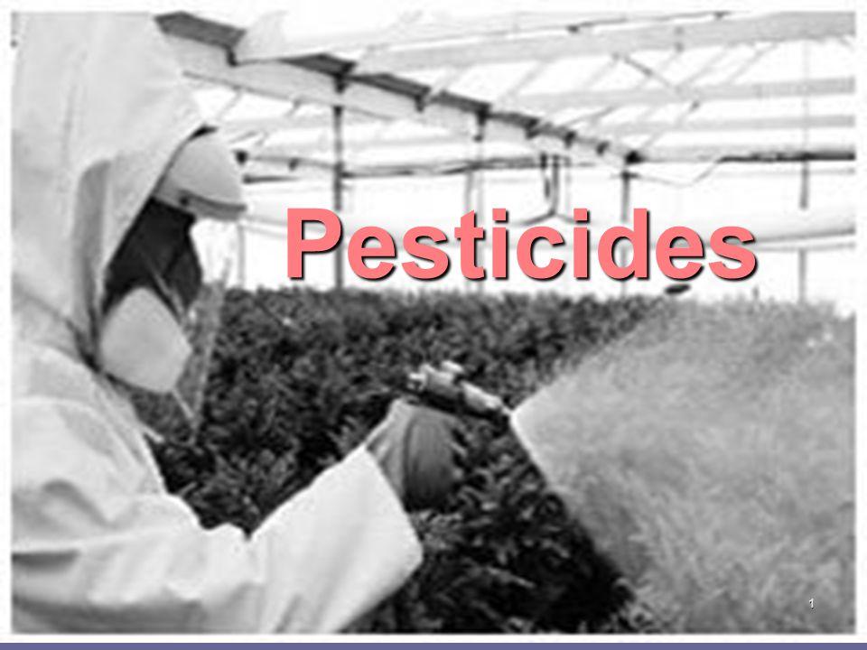 Pesticides 1