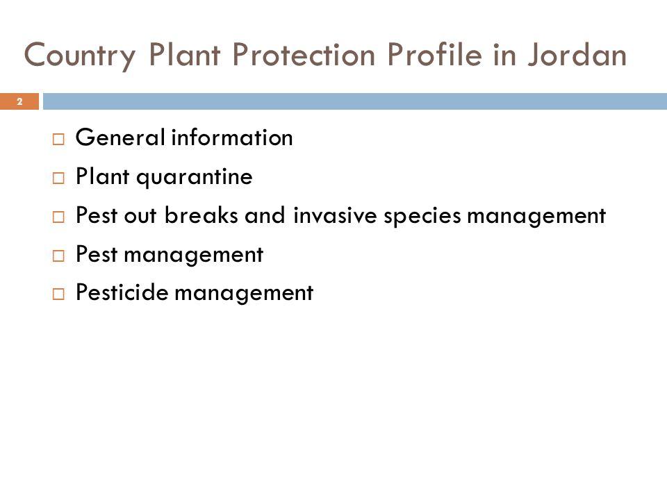 Number of pesticides registered 2000-2010 Total number of pesticides registered with the Ministry of Agriculture 1404 trade name includes 290 active ingredient