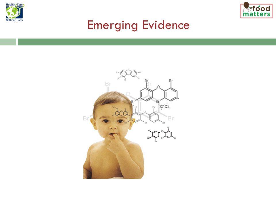 Emerging Evidence