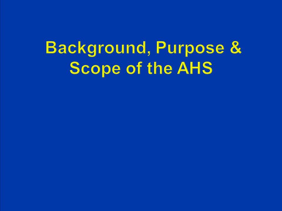 STRENGTHS Comprehensive pesticide exposure assessment for AHS cohort.