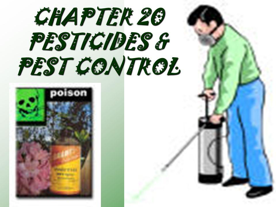 D.Broad vs. Narrow 1. Broad Spectrum Agents: -Toxic to many species 2.