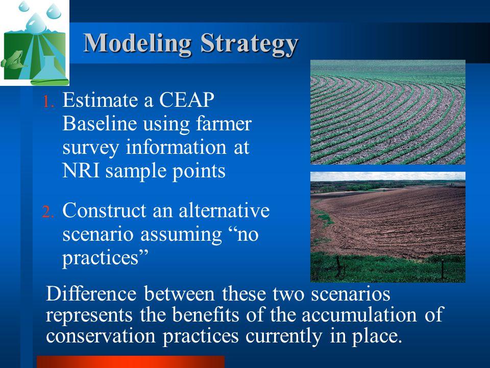 Modeling Strategy 1.