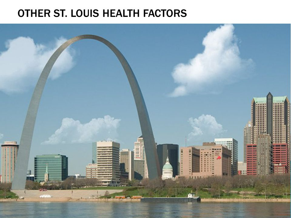 OTHER ST. LOUIS HEALTH FACTORS