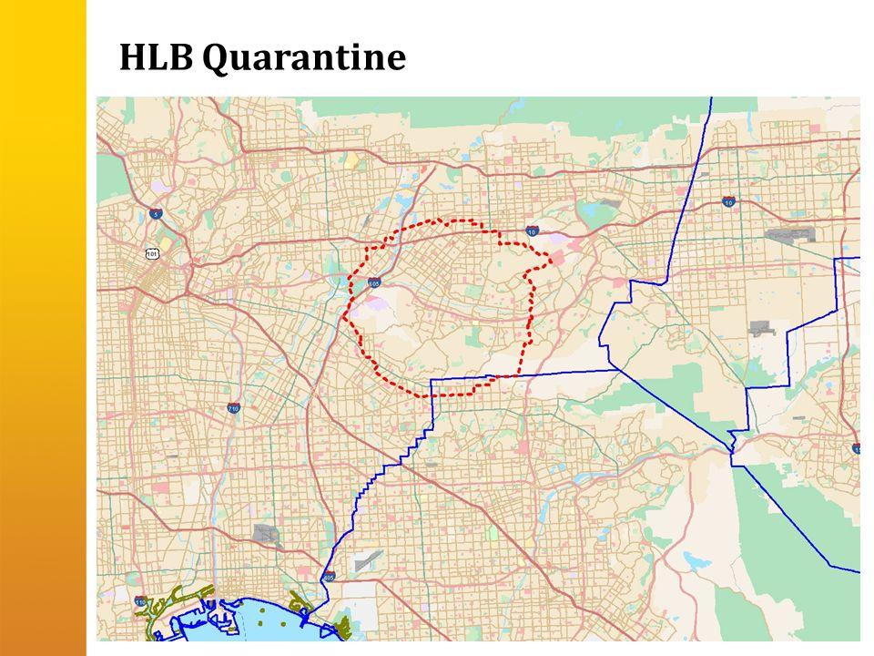 HLB Quarantine