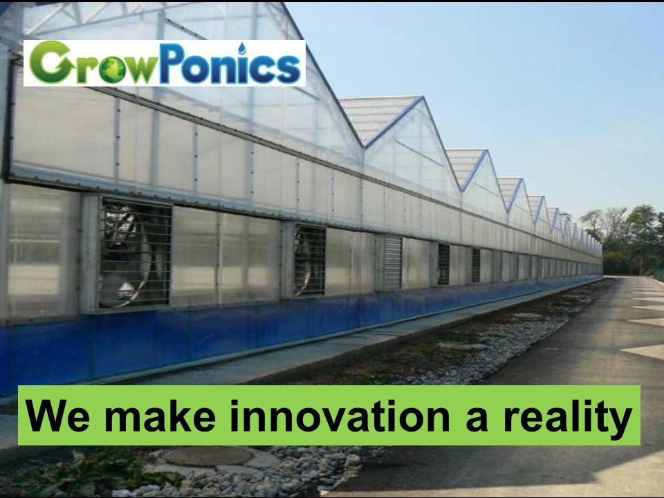 We make innovation a reality