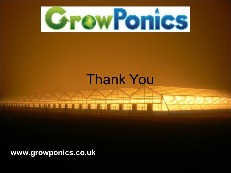 Thank You www.growponics.co.uk
