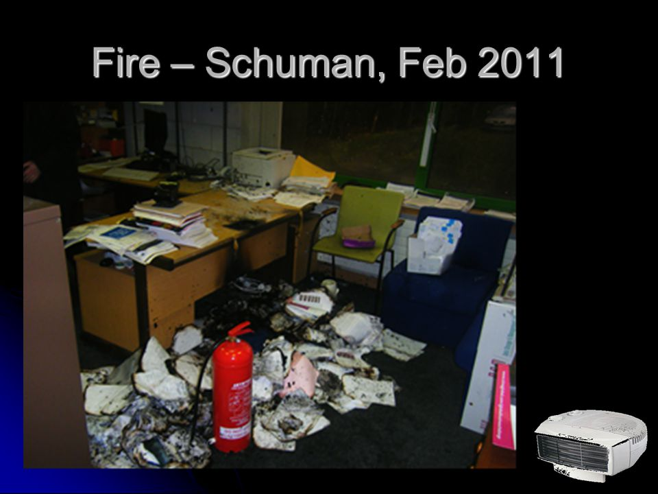 Fire – Schuman, Feb 2011