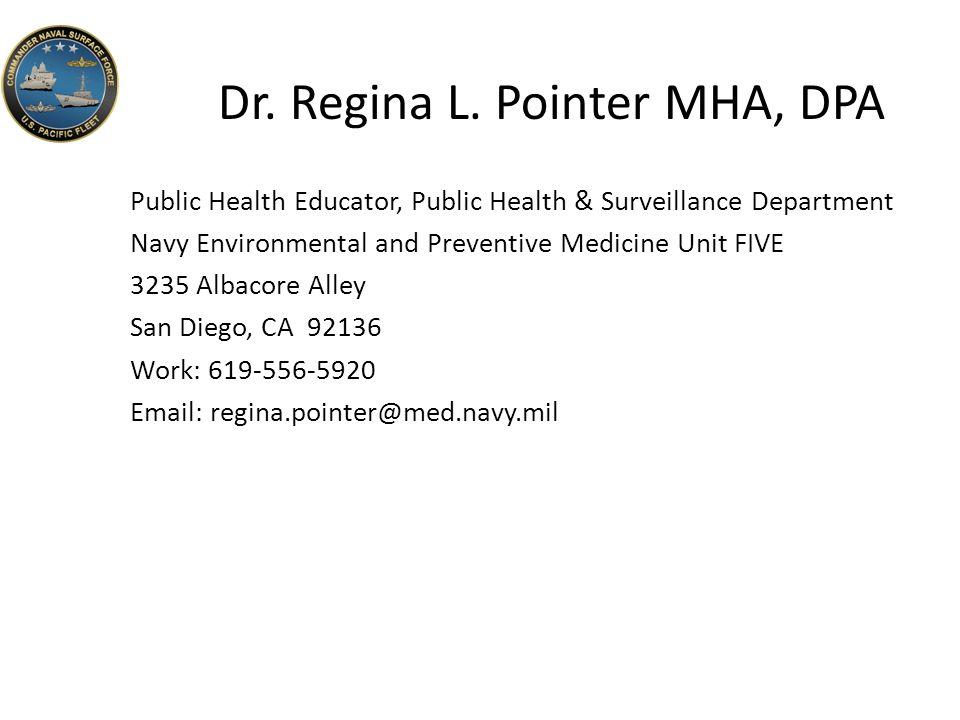 Dr. Regina L.