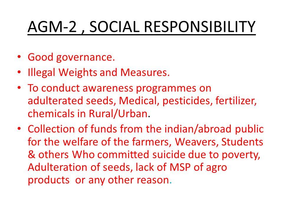 AGM-3.Govt. Welfare Dept / LOANS.
