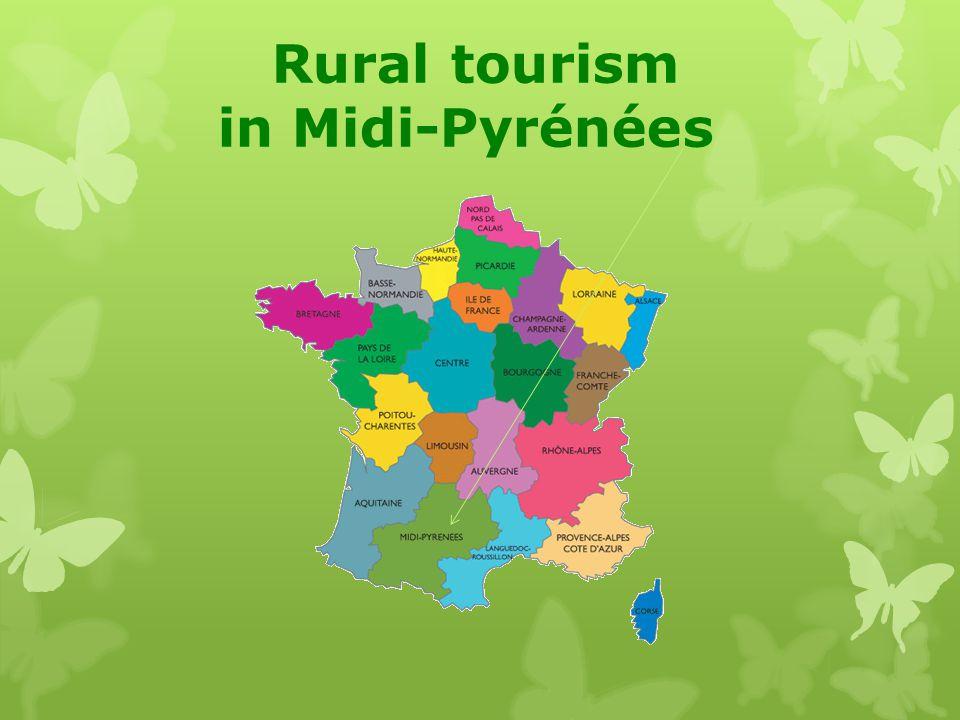 Rural tourism in Midi-Pyrénées
