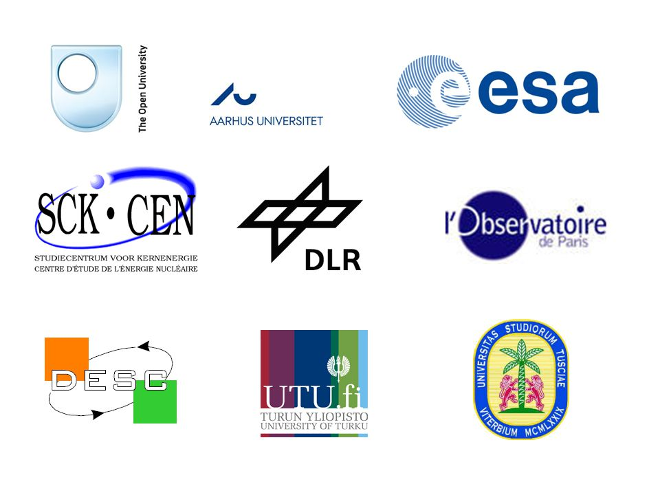 Geobiology in Space Exploration 7-15 February, Marrakech, 2011  53 attendees  2.5 days of talks  Break-out groups  Substantial 4 day field trip