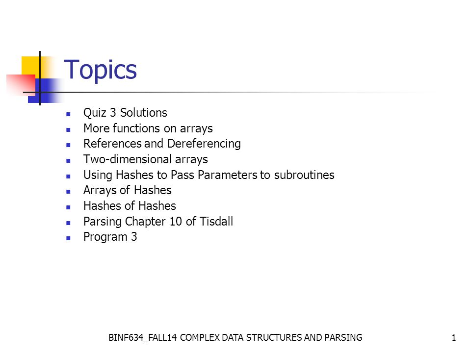 BINF634_FALL14 COMPLEX DATA STRUCTURES AND PARSING32 GenBank Files - I LOCUS AB031069 2487 bp mRNA PRI 27-MAY-2000 DEFINITION Homo sapiens PCCX1 mRNA for protein containing CXXC domain 1, complete cds.