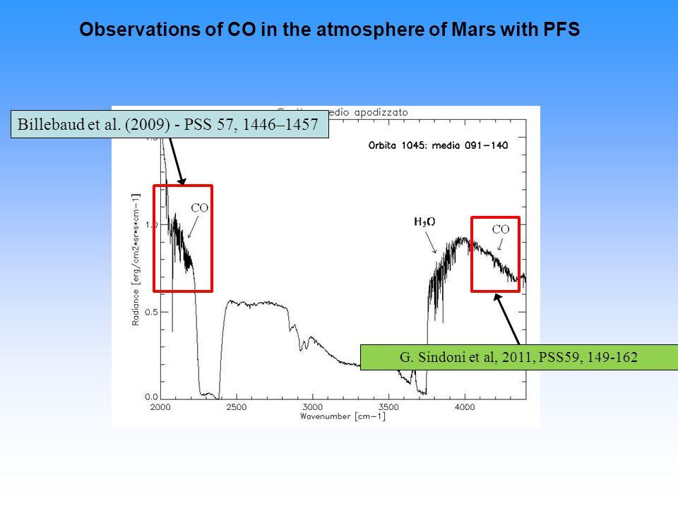 Billebaud et al. (2009) - PSS 57, 1446–1457 G.
