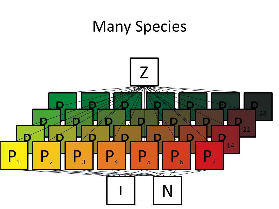 P1P1 P1P1 P1P1 P1P1 P1P1 P1P1 P1P1 P1P1 P1P1 P1P1 P1P1 P1P1 P3P3 Z P1P1 P2P2 P4P4 P1P1 P1P1 P1P1 P5P5 P1P1 P1P1 P1P1 P6P6 P 28 P 21 P 14 P7P7 Many Species N I