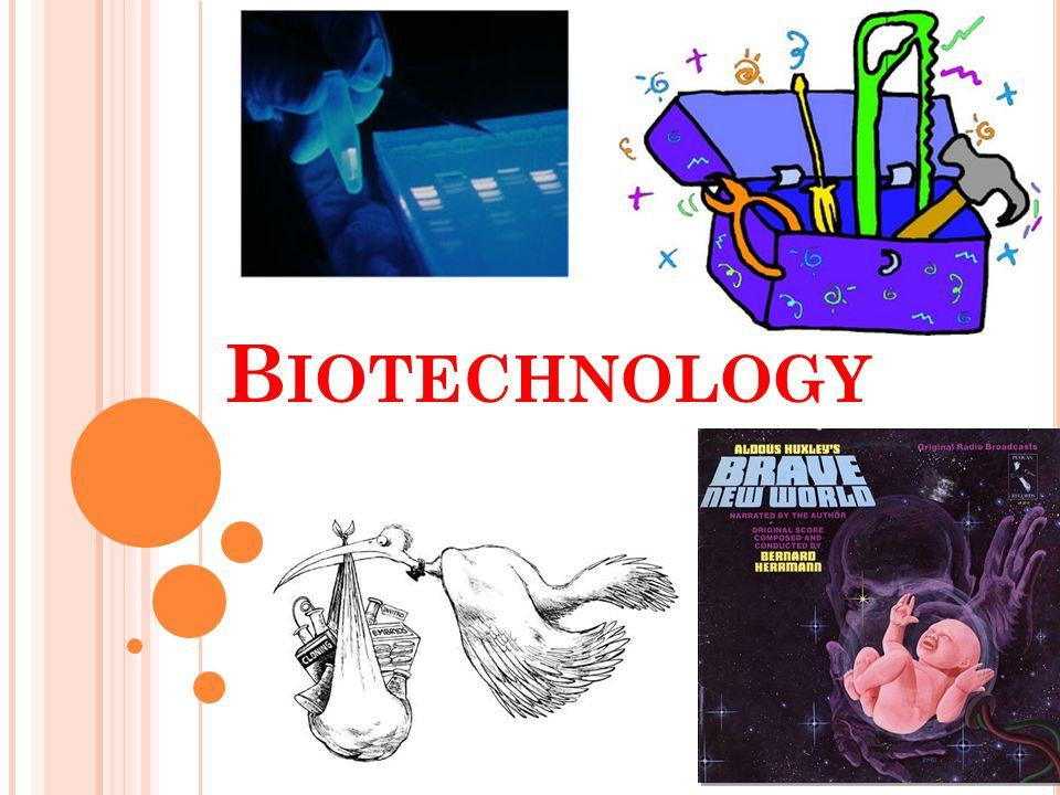2007-2008 B IOTECHNOLOGY