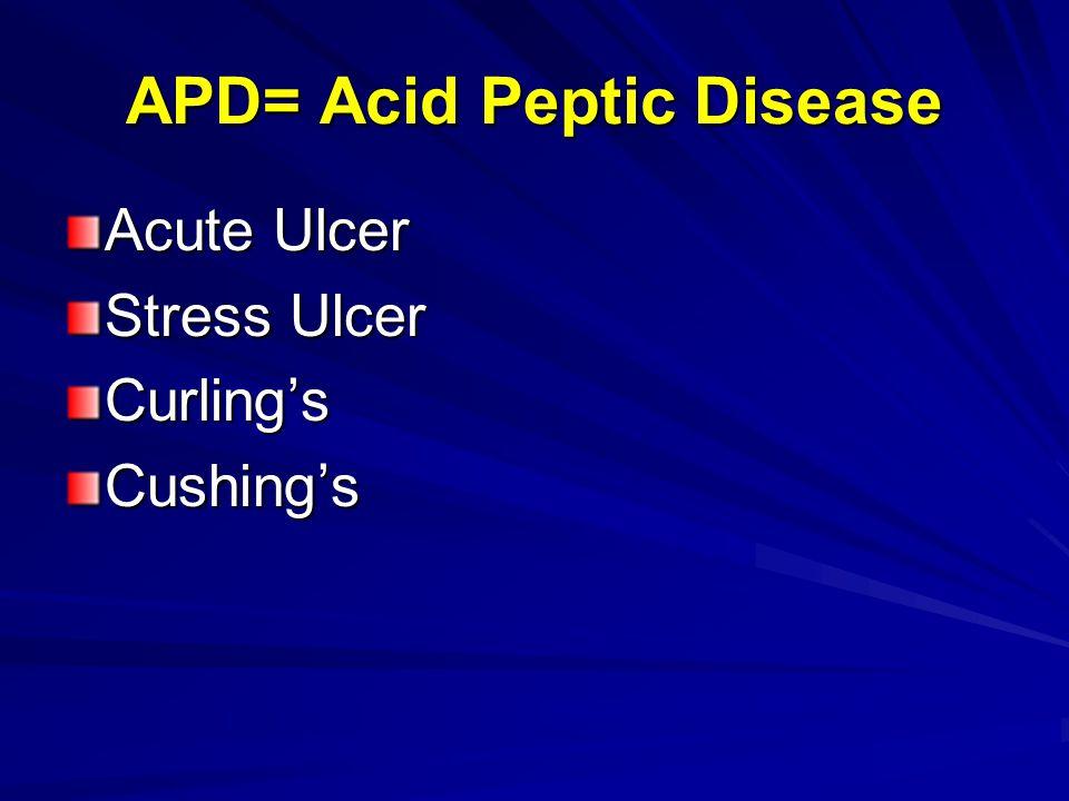Rx - Medical Stop smoking, NSAIDs Stop alcohol Antacids - acid neutralisation H 2 receptor antagonist -Ranitidine - secretion inhibition