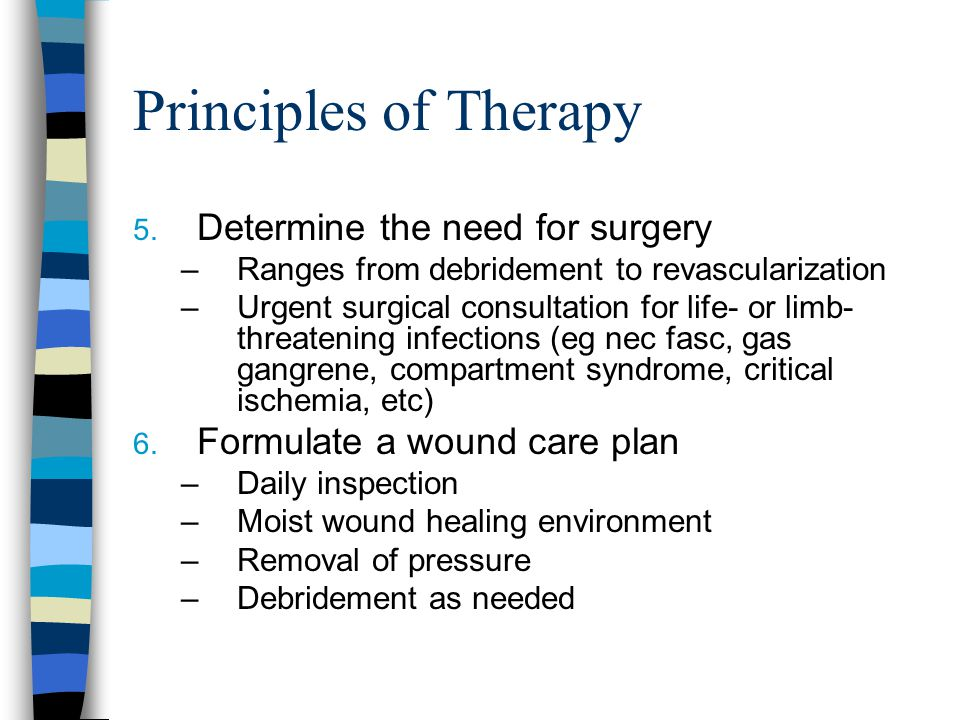 Principles of Therapy 5.
