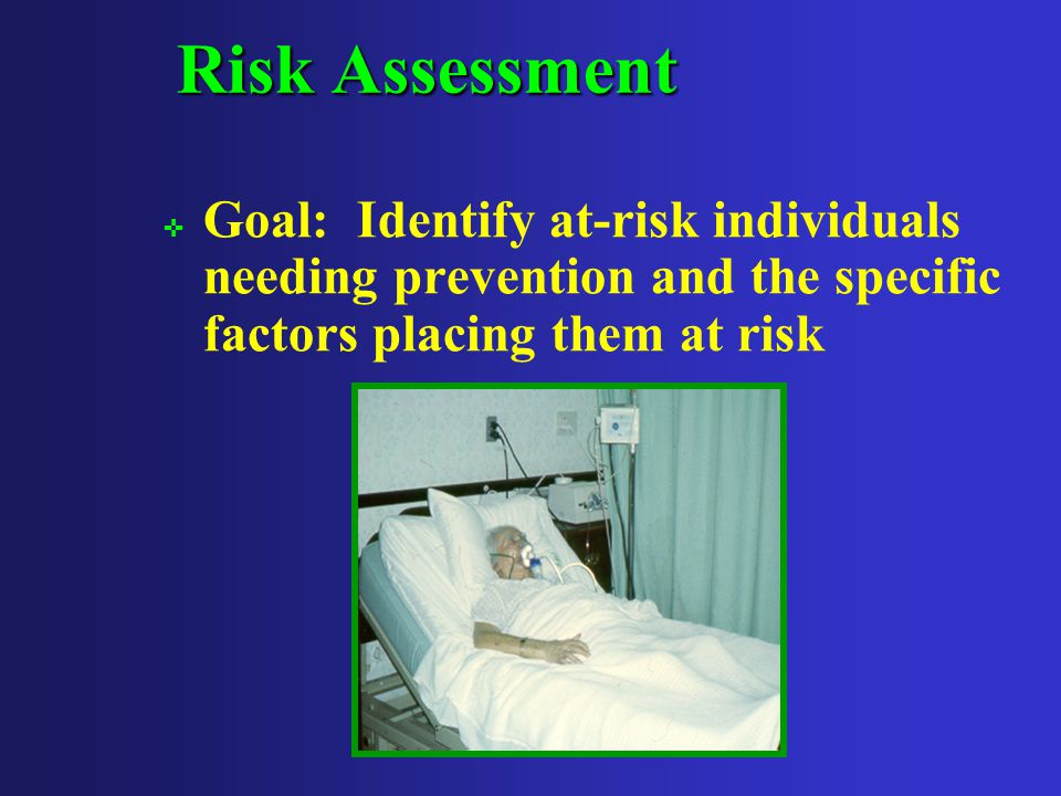 AHCPR Guidelines: Goals ; Risk Assessment ; Skin Care and Early Treatment ; Mechanical Loading and Support Surfaces ; Education