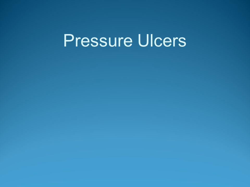 Pressure Ulcers