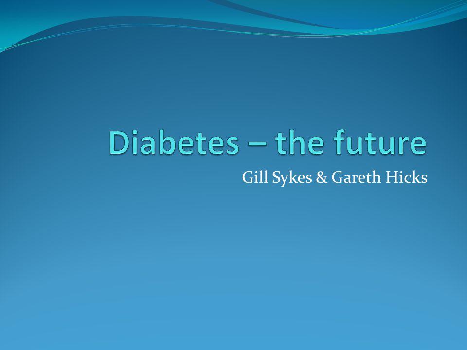 Gill Sykes & Gareth Hicks