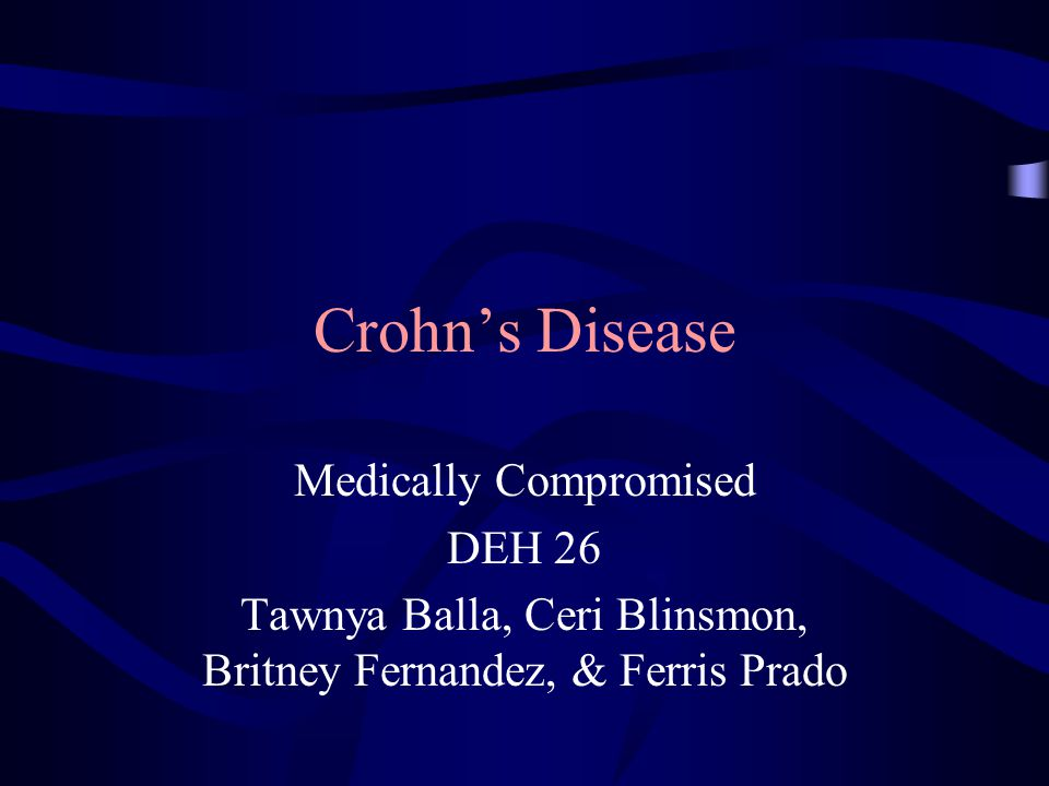 Answers to Crohn's Disease quiz How often should a patient get a colonoscopy if they currently have Crohn's disease.