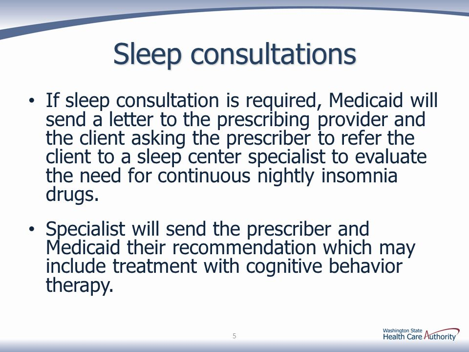 Motion – Newer Sedative Hypnotics Medicaid is requesting the board consider confirmation/ re-approval of existing criteria.