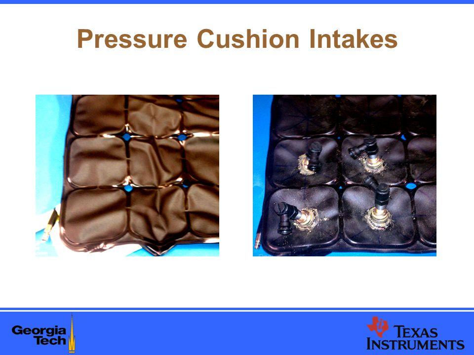 Pressure Cushion Intakes